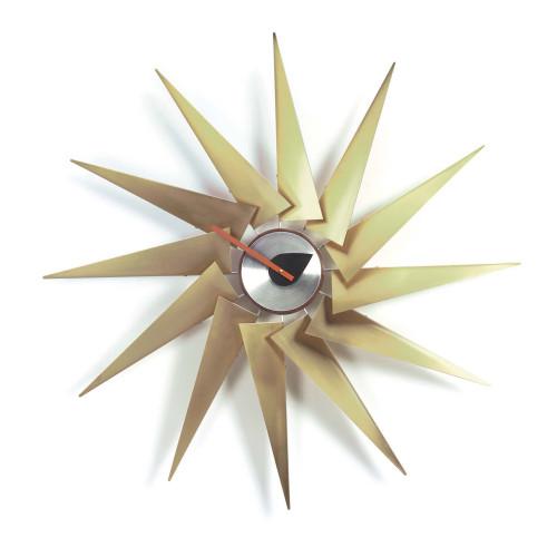 Nelson Turbine Clock by Vitra