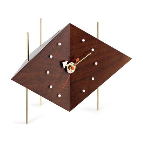 Nelson Diamond Desk Clock by Vitra