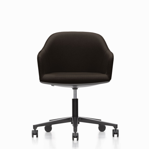 Softshell Chair with 5-Star Base by Vitra