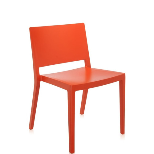 Lizz Chair by Kartell, Set of 2