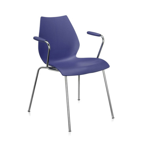 Maui Armchair by Kartell, Set of 2