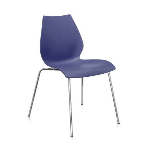 Maui Side Chair by Kartell, Set of 2