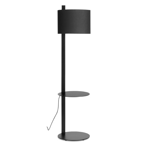 Note Floor Lamp with Table by Blu Dot