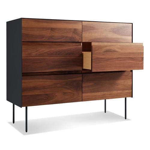 Clad 6 Drawer Dresser by Blu Dot
