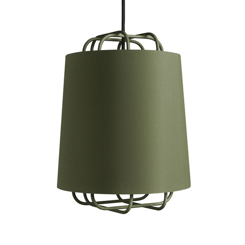 Perimeter Small Pendant Light by Blu Dot