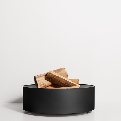 Smokey Fire Pit by Blu Dot