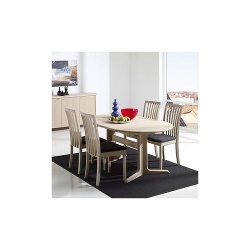 Ellipse Dining Table SM 17 by Skovby