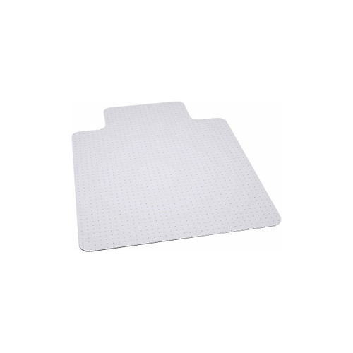 Big & Tall Carpet Chairmat with Lip