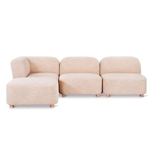 Circuit Modular 4-Piece Sectional by Gus Modern