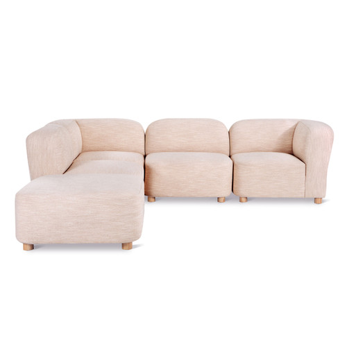 Circuit Modular 5-Piece Sectional by Gus Modern