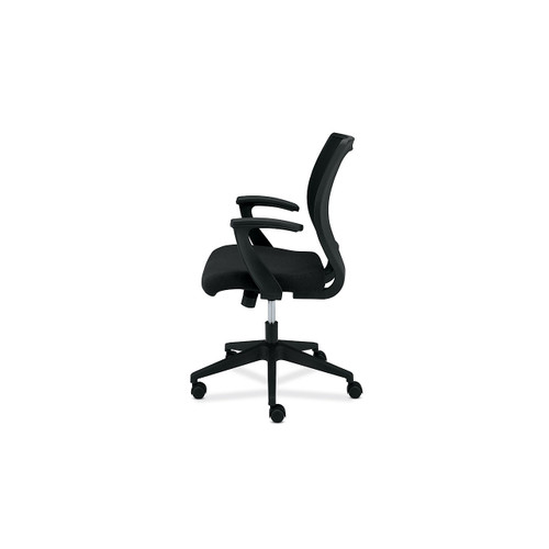 Basyx HVL521 Work Chair by HON, Mesh Back