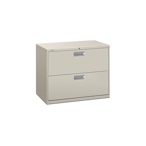 Brigade 600 2-Drawer Lateral File by HON