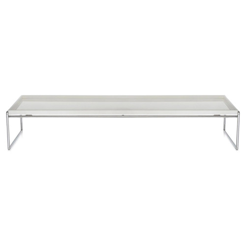 Trays Rectangle Coffee Table by Kartell