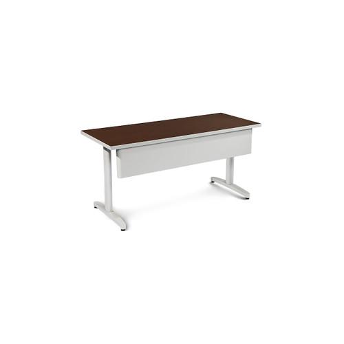 Huddle Table, Fixed T-Leg Base by HON