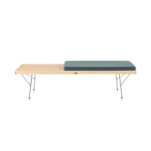 """24"""" Cushion for Nelson Platform Bench by Herman Miller"""