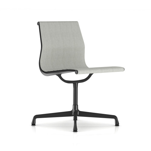 Eames Aluminum Outdoor Side Chair by Herman Miller