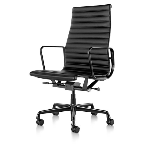 Eames Aluminum Executive Chair by Herman Miller