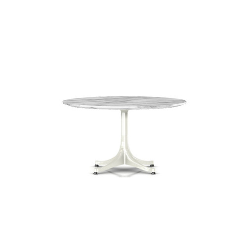 Nelson Large Outdoor Table, Low Height by Herman Miller