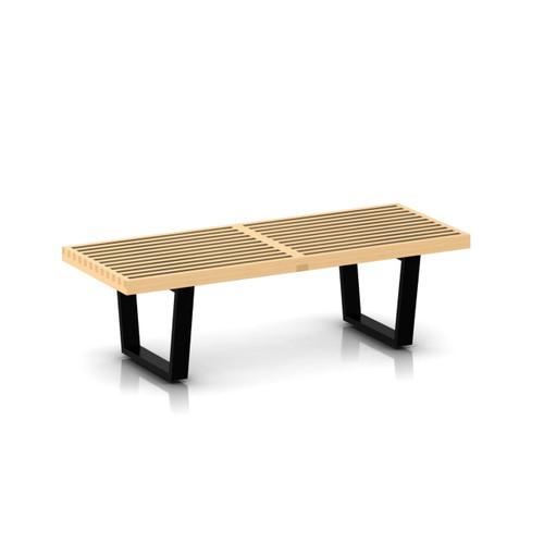 "Nelson Platform Bench, 48"" Wide by Herman Miller"
