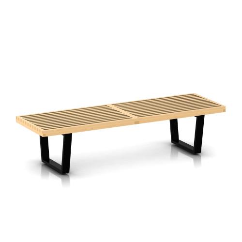 "Nelson Platform Bench by Herman Miller, 60"" Wide"