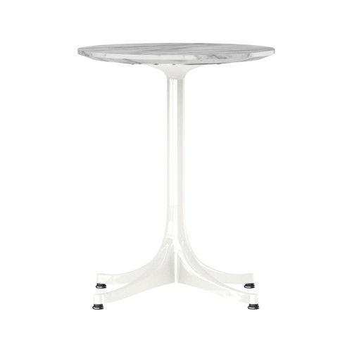 Nelson Small Outdoor End Table by Herman Miller