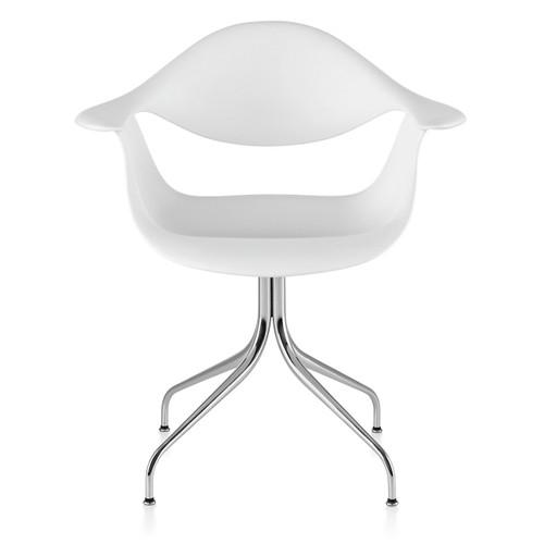 Nelson Swag Leg Armchair by Herman Miller