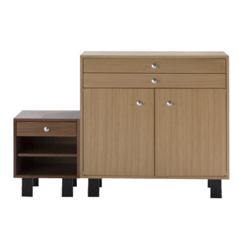 Nelson Basic Cabinet Series Combination 2 by Herman Miller