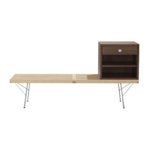 Nelson Basic Cabinet Series Combination 4 by Herman Miller