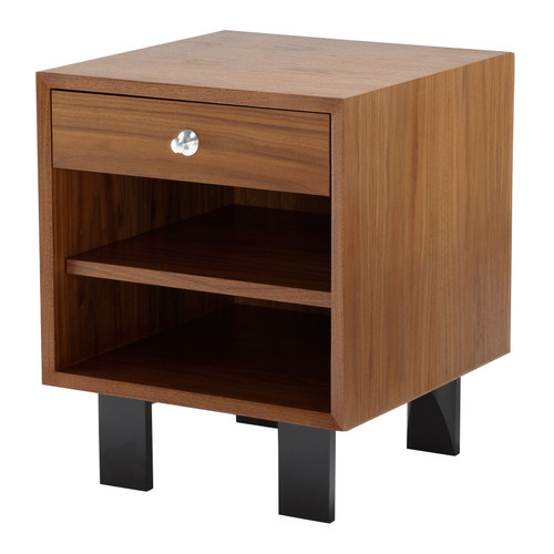 Nelson Open Cabinet with Drawer by Herman Miller