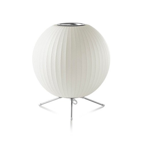 Nelson Ball Tripod Lamp by Herman Miller