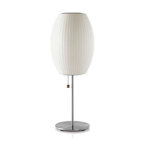 Nelson Cigar Lotus Table Lamp by Herman Miller