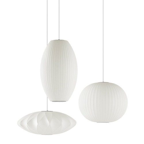 Nelson Propeller Bubble Pendant by Herman Miller
