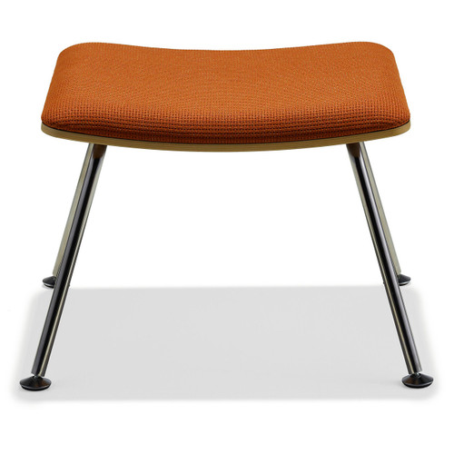 Swoop Plywood Ottoman by Herman Miller