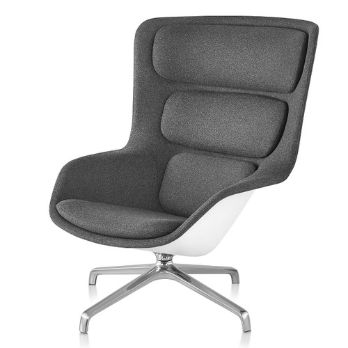 Striad High-Back Lounge Chair by Herman Miller