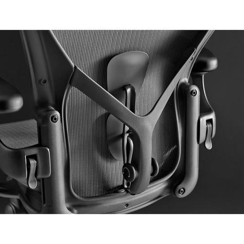 Remastered Aeron Adjustable PostureFit SL Support Kit by Herman Miller