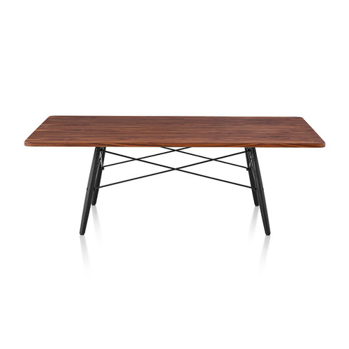 Eames Rectangular Dowel Leg Coffee Table by Herman Miller