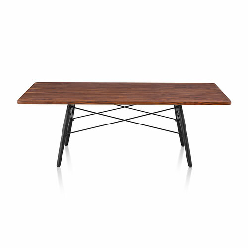 Eames Rectangular Dowel Leg Coffee Table by Herman Miller