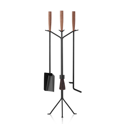 Nelson Fireplace Tools by Herman Miller