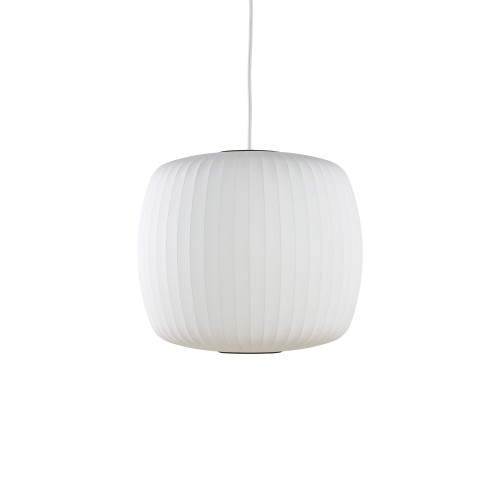 Nelson Roll Bubble Pendant by Herman Miller