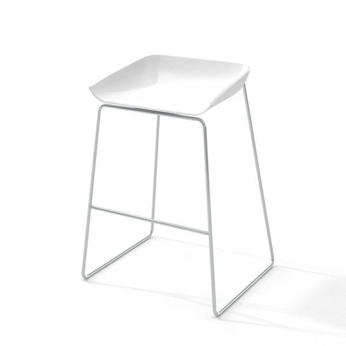Scoop Stool by Steelcase