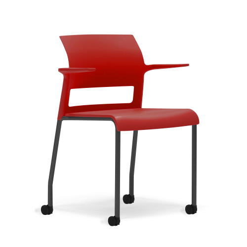 Move Chair by Steelcase, Plastic Seat
