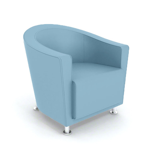 Jenny Round Chair by Steelcase