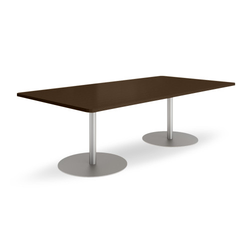 Groupwork 96in Rectangular Conference Table by Steelcase