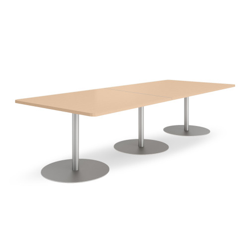 Groupwork 120in Rectangular Conference Table by Steelcase