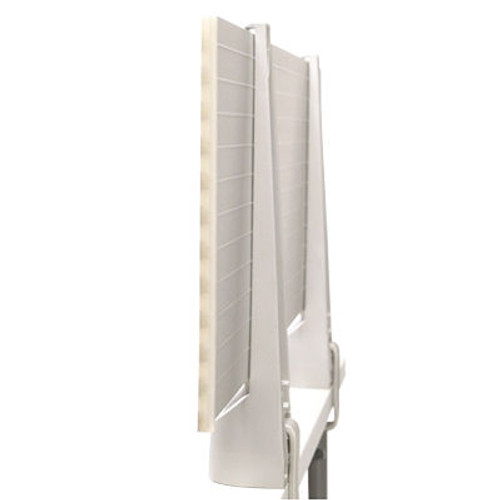 Slatwall Stanchions by Steelcase