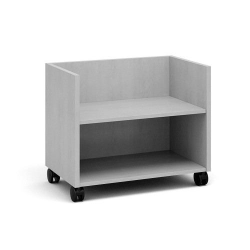 Currency Mobile Cart, No Doors by Steelcase