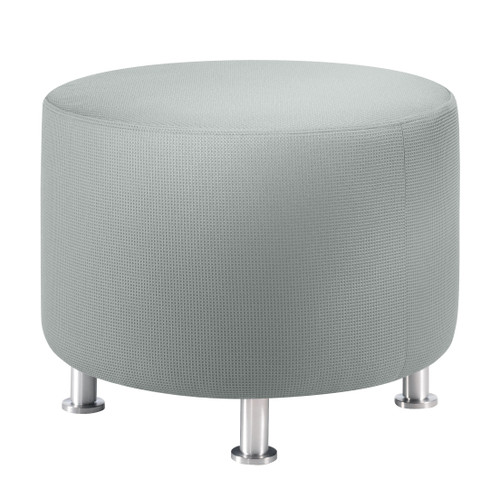 Alight Round Ottoman by Steelcase