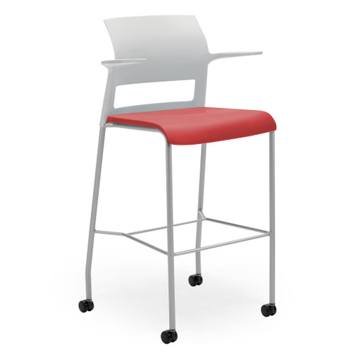 Move Stool by Steelcase, Unupholstered