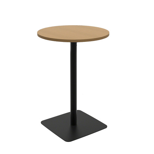 Round Simple Stand Up Table by Steelcase