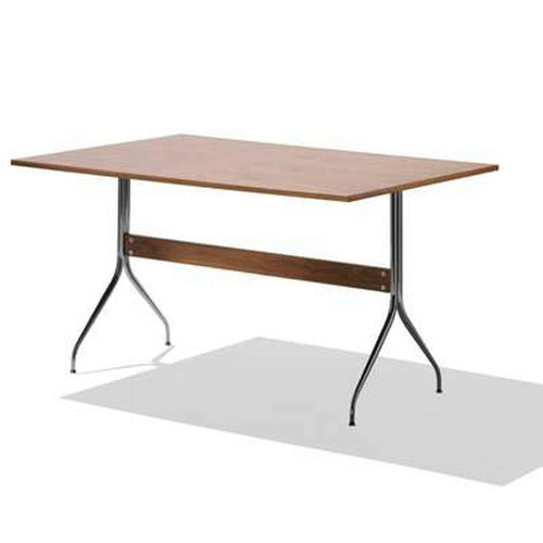 Nelson Swag Leg Work Table by Herman Miller